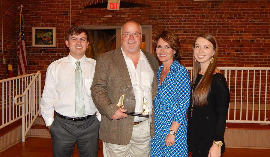 Ronald Hays | Citizen of the Year | Camilla Chamber of Commerce